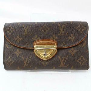 💯 Auth Louis Vuitton Eugene Monogram Wallet